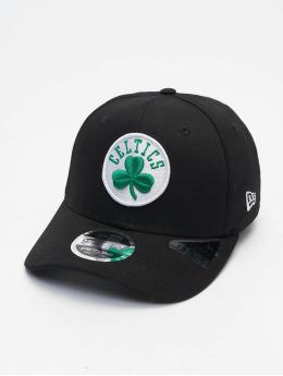 New Era Snapback Caps 9fifty Boston Celtics Stretch  musta