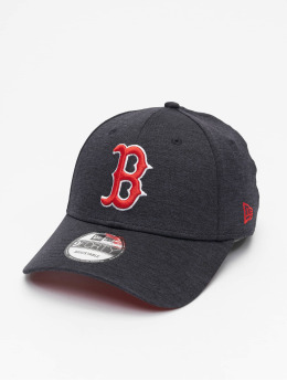 New Era Snapback Caps MLB Boston Red Sox Team Shadow Tech 9Forty niebieski