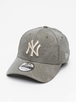 New Era Snapback Caps MLB NY Yankees Engineered Plus 9Forty oliwkowy