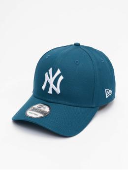 New Era Snapback Caps MLB New York Yankees League Essential 9Forty sininen