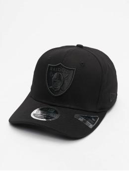 New Era Snapback Caps NFL Oakland Raiders Tonal Black 950 sort