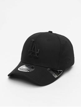 New Era Snapback Caps MLB LA Dodgers Tonal Black 9Fifty sort