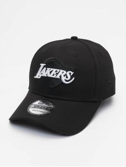 New Era Snapback Caps Nba Properties Los Angeles Lakers Black Base sort