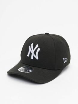 New Era Snapback Caps MLB Stretch Snap NY Yankees 9fifty svart