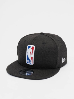 New Era Snapback Caps Shadow Tech NBA Generic Logo 9Fifty svart