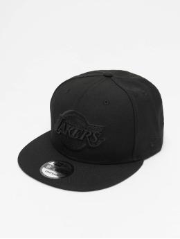 New Era Snapback Caps NBA 9Fifty LA Lakers svart