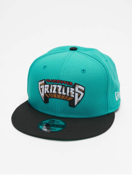 New Era Snapback Caps 9Fifty A8 003 Memphis Grizzlies turkoosi