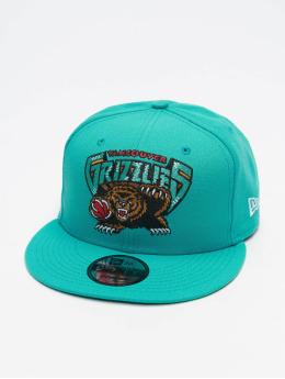New Era Snapback Caps 9Fifty A8 001 Memphis Grizzlies turkoosi
