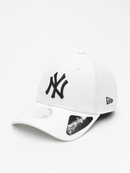 New Era Snapback Caps Womens Diamond Era 9Forty valkoinen