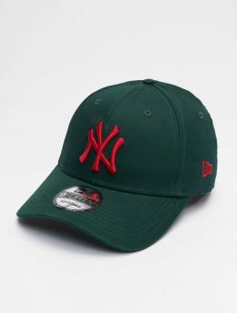 New Era Snapback Caps MLB NY Yankees Essential 9Forty zielony