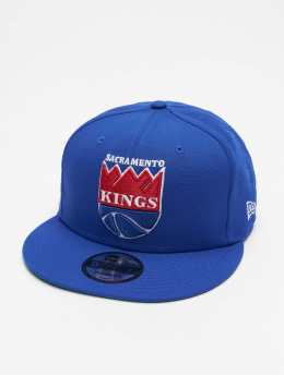 New Era Snapback 9Fifty A8 001 Sacramento Kings modrá