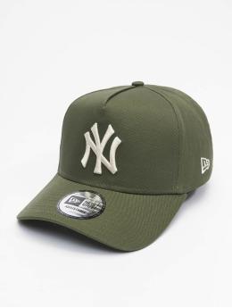 New Era Snapback Mlb Properties New York Yankees Colour Ess 940 Aframe olivová