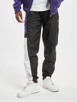New Era Spodnie do joggingu Colour Block czarny