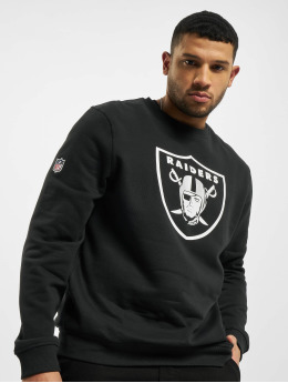 New Era Sweat & Pull Team Logo Oakland Raiders noir