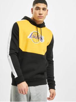 New Era Sweat capuche NBA LA Lakers Colour Block  noir