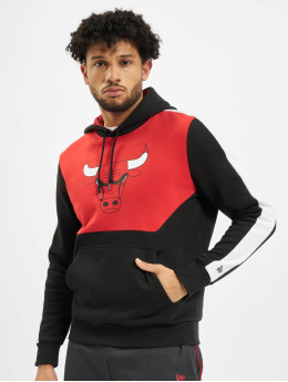 New Era Sweat capuche NBA Chicgo Bulls Colour Block noir