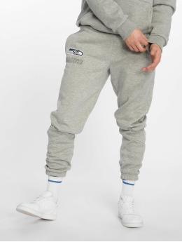 New Era Sweat Pant NFL Wordmark Logo grey