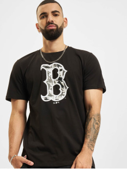 New Era T-paidat MLB Boston Red Sox Camo Infill musta