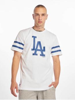 New Era T-Shirt MLB Los Angeles Dodgers Team Logo blanc