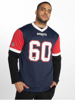 New Era T-Shirt Nfl Tri Colour blau