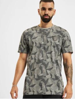New Era T-shirt NFL Las Vegas Raiders Geometric Camo grå