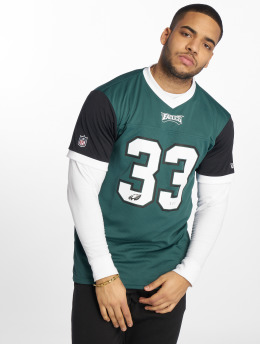 New Era T-Shirt Nfl Tri Colour green