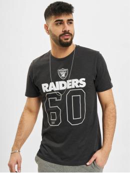 New Era T-Shirt NFL Las Vegas Raiders On Field Graphic  gris