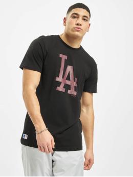 New Era T-Shirt MLB LA Dodgers Seasonal Team Logo noir