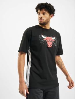 New Era T-Shirt NBA Chicago Bulls Oversized Fit noir