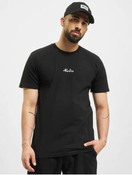 New Era T-Shirt Essential Script schwarz