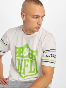 New Era T-Shirt NFL Seattle Seahawks Badge weiß