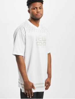 New Era T-Shirt Technical Oversized weiß