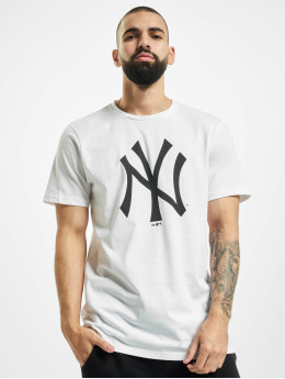 New Era T-Shirt MLB NY Yankees white