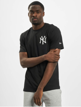 New Era t-shirt MLB NY Yankees Far East zwart