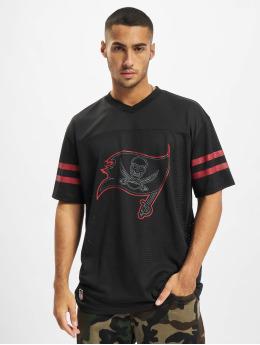 New Era t-shirt NFL Tampa Bay Buccaneers Outline Logo Oversized zwart