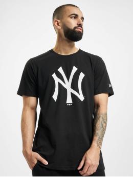 New Era T-Shirty MLB NY Yankees czarny