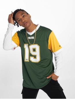 New Era T-Shirty Nfl Tri Colour zielony