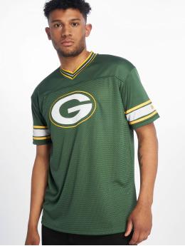 New Era T-skjorter NFL Team Logo Oversized Greenbay Packers grøn