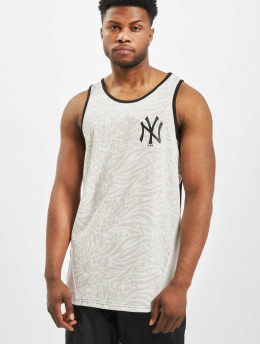 New Era Tank Tops MLB NY Yankees AOP bílý