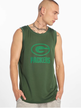 New Era Tank Tops NFL Green Bay Packers Tonal Logo grün