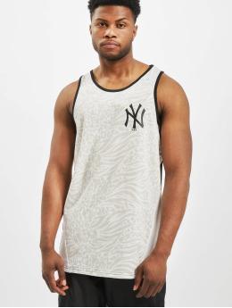 New Era Tank Tops MLB NY Yankees AOP white