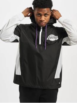 New Era Transitional Jackets NBA LA Lakers Print Infill svart