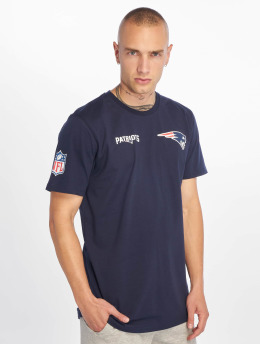 New Era Tričká NFL New England Patriots Established Number modrá