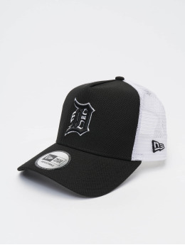 New Era Trucker Cap MLB Detroit Tigers Diamond Era 9forty A-Frame black