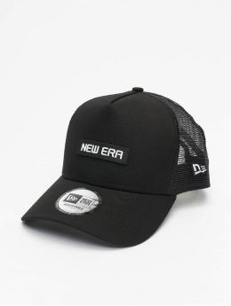 New Era Trucker Cap Tech  black