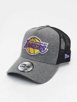 New Era Trucker Cap NBA Chicago Bulls Essential grau