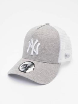 New Era Trucker Cap MLB NY Yankees Jersey gray