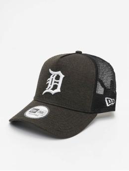 New Era Trucker Cap MLB Detroit Tigers Shadow Tech AF schwarz