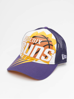 New Era Trucker Cap NBA Phoenix_Suns Retro Pack 9Forty AF violet