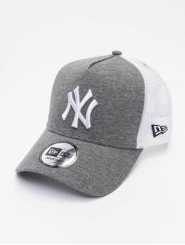 New Era Trucker Caps MLB New York Yankees Jersey 940 AF grå